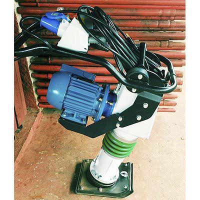 Aluguel de compactador Sapo